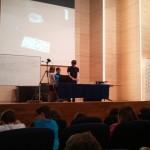 Conferencia Matemagia. Cosmocaixa