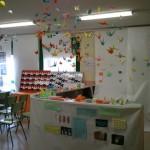 Exposición en el IES Carpetania de Yepes (Toledo)