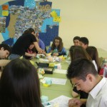 Alumnos del IES Carpetania