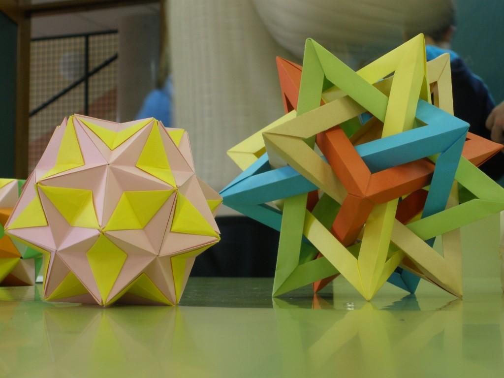 origami matematicas