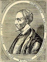 Girolamo Cardano (s. XVI)
